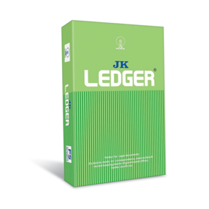 J.K. Ledger FS Size 70 Gsm (500 Sheet)